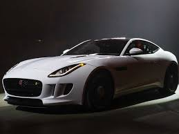 Jaguar Threw A Big Party To Introduce The Coupe Version Its