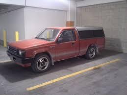100 1988 Dodge Truck Tohru Rokunos Ram 50 On Wheelwell