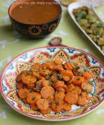cuisine maghrebine salade de carottes au cumin la cuisine de mes racines