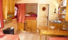 reserver chambre d hote les roulottes de la bosselerie pas de reservation wonderbox sur la