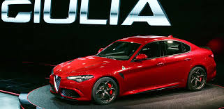 Alfa Romeo Giulia interior leaks online s 1 of 3