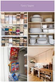Small Kitchen Organizing Ideas Pantry Staplesordnungpantry Organization Idea For Small