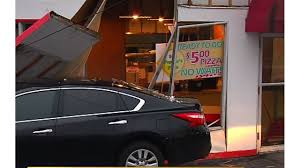 100 Tow Truck Richmond Va Car Slides Off Tow Truck Slams Into Takeout Pizza Shop