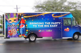 Tostitos And Pepsi Truck's Complete Mardi Gras Fail - Eater New Orleans Coca Cola Pepsi 7up Drpepper Plant Photosoda Bottle Vending Pepsi And Anheerbusch Make The Largest Tesla Truck 2019 Preorders Diet Wrap Thats A Pinterest Pepsi Marcolordzilla On Twitter I Saw Both Coca Cola Trucks The Menards 1 48 Diecast Beverage Ebay Thread Onlogisticsmatters Astratas Gps For Tracking Delivery Stock Photos Buddy L Trucks Collectors Weekly Delivery Truck Love Is Rallying After Places An Order 100 Semis Tsla