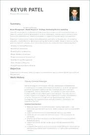 Sample Hospitality Resumes Resume Examples Professional