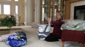 Pebble Pillows Unboxing - Rock Pillows For Fun And Decor