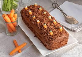 möhrenkuchen aus der kastenform