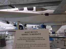 File:Rutan Defiant N78RA At Hiller Aviation Museum.jpg - Wikimedia ...