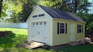 Reeds Ferry Sheds New Hampshire 8 reeds ferry 12x18 victorian with garage door reeds ferry