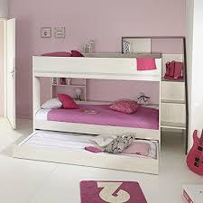 amazon com parisot 2347lisu gravity bunk over bed twin