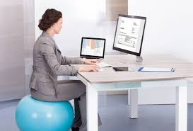 Yoga Ball Desk Chair Benefits by The 4 Best Exercise Ball Chairs U2013 2017 Reviews And Top Picks