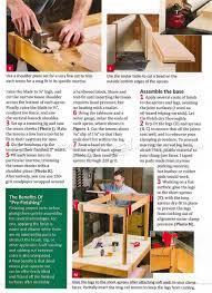 kitchen table plans u2022 woodarchivist