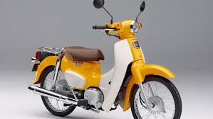 Honda Reissues Classic Super Cub Models Celebrates 100 Million Production Units