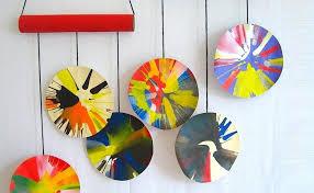 Paper Plate Hanging Wall Art