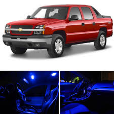 Amazon.com: LEDpartsNow Chevrolet Avalanche 2002-2006 Blue Premium ... Preowned 2010 Chevrolet Avalanche Lt Crew Cab In Blair 37668a 2002 Used 1500 5dr 130 Wb 4wd At 22006 Colorshift Led Headlight Halo Kit By Ora Autoandartcom 0713 Cadillac Escalade Ext 2004 Black Truck Z66 Suv Palmetto Fl Ea Sniper Truck Grille Primary For 072012 4x4 Leather Loaded Short Bed Sportz Tent Napier Outdoors Mountain Of Torque Rembering The Shortlived Bigblock 022013 Timeline Trend Chevy 5 6 Gray