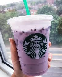 The Hot New Starbucks Secret Menu Item Is Purple Drink
