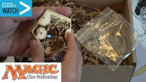 Sealed Deck Generator Oath by Top Deck Crate Unboxing And Review Semi Sponsored Video Youtube