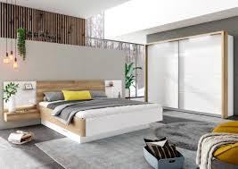 3 looks für weiße hochglanz schlafzimmer living