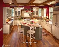 Best 25 Red Kitchen Walls Ideas On Pinterest