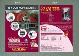 Serious, Elegant Flyer Design For Reliable Locksmiths By Black ... 77 Best Security Landing Page Design Images On Pinterest Black Cafeteria Design And Layout Dectable Home Security Fresh Modern Minimalistic Vector Logo For Stock Unique Doors Pilotprojectorg Diy Wireless Alarm System Popular Professional Bold Business Card For Gill Gewerges By Codominium Guard House 7 Element Beautiful Contemporary Interior Homes Abc Serious Elegant Flyer Reliable Locksmiths Ideas