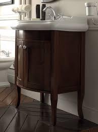 waschtisch retro 73 cm mit unterschrank antikbad