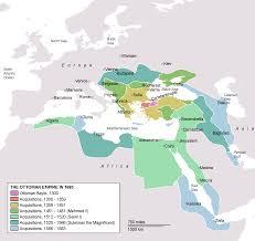 Ottoman Empire Central Victory Alternative History
