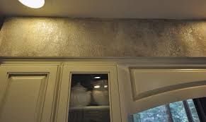 Kitchen Cabinet Soffit Ideas by Five Interesting Kitchen Soffit Makeovers Curbly
