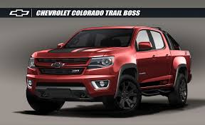 2016 Chevrolet Colorado Trail Boss 3.0 SEMA | GM Authority - 2016 ... May 2015 Was Gms Best Month Since 2008 Pickup Trucks Just As 2015chevroletsilverado2500hd Lifted Chevys Pinterest 2016 Sierra 2500hd Heavyduty Truck Gmc Carbon Edition Photo Specs Gm Authority Used Canyon For Sale Pricing Features Edmunds Unveils Highstrength Steel Concept Silverado Medium Duty To Update Chevrolet 2017 Vs Ram 1500 Compare Boost Power With Slp Pack Systems 2014 And Road Test Denali 44 Cc Work Gallery Lineup Wardsauto