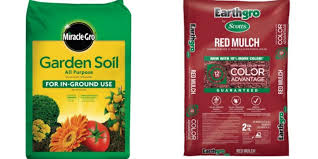 Home Depot 5 for $10 Mulch and Garden Soil