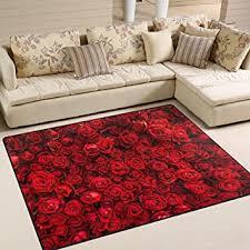 jstel ingbags teppich mit sehr weich modern für wohnzimmer schlafzimmer für kinder zum spielen 160 x 122 cm