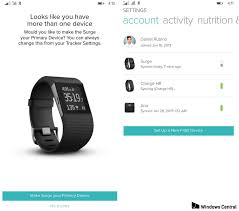 The Fitbit mobile app now lets you sync multiple trackers to your