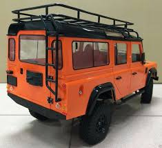 100 Land Rover Defender Truck 110 NEW Hand Made Metal Roof Rack For D110