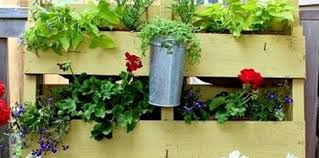 Garden Pallet Ideas DIY Projects
