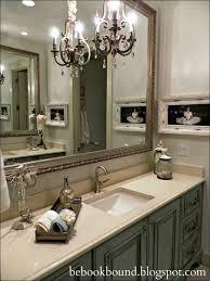 bathroom amazing simple chandelier chandelier over tub bathroom