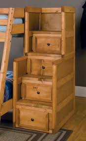Bunk Bed With Steps
