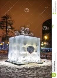Ferrero Rocher Christmas Tree Box by The Ice Sculpture Box Of Chocolates Ferrero Rocher Editorial