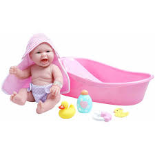 Bath Gift Sets At Walmart by La Newborn Realistic Baby Doll Bathtub Set Walmart Com