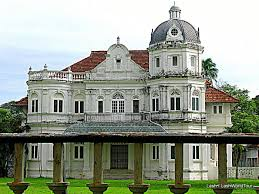 Colonial Mansion In Penang