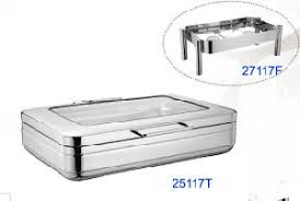 1 Size Induction Chafing Dish With 85L Food Pan 25117T