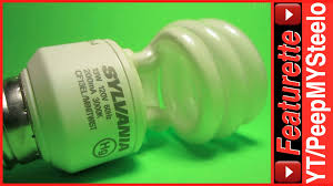 sylvania cfl light bulbs in 13w compact fluorescent bulb type for