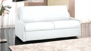 canape convertible blanc canape convertible couchage quotidien banquette lit ac occasion avis