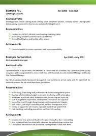 Valuable Hospitality Resume Objective Samples Examples Of Res 56 Hotel