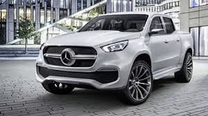 100 Mercedes Benz Pickup Truck The XClass Is Here And It Looks Sleek