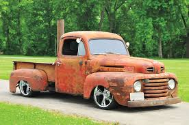 1950 Ford F-1 - Farm Truck 1950 Ford F3 Wrapup Garage Squad Custom F1 Pickup Adamco Motsports Truck Drop Dead Customs 136149 Youtube For Sale Classiccarscom Cc1042473 Fyi Ford Mustangsteves Mustang Forum F2 Truck Sale Ford F1 Pickup Archives The Truth About Cars Not Your Average Fordtrucks F5 Stake Enthusiasts Forums