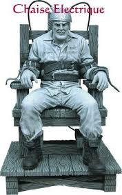chaise lectrique la chaise electrique la peine de mort en dictature