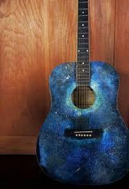 Galaxy Guitars Are So Beautiful