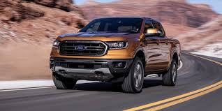100 Ford Compact Truck New 2019 Ranger Pickup Revealed At Detroit Auto Show Business