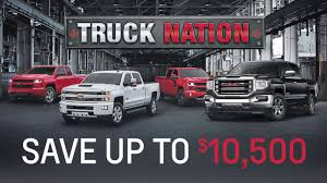 Truck Month | Murray GM Moose Jaw - YouTube Gmc Truck Month Extended At Carlyle Chevrolet Buick Ltd Sk Lease Specials 2017 Sierra 1500 Reviews And Rating Motor Trend Trucks Seven Cool Things To Know Deals On New Vehicles Jim Causley 2018 Colorado Prices Incentives Leases Overview Certified Preowned 2015 Slt4wd In Nampa D190094a 2012 The Muscular 2500hd Pickup Lloydminster 2019 To Debut In Detroit Next Classic Cars First Drive I Am Not A Chevy Mortgage Broker