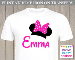 Make Your Own Shirt With The Personalized Pink Minnie Mouse ... Sewing Tutorials Crafts Diy Handmade Shannon Sews Blog For Clothes 5 Tshirt Cutting Ideas And Make Your Own Shirts At Home Best Shirt 2017 With Picture Of 25 To Try On Old Outfits For New 100 How Design Hoodie 53 Diy Ugly T Pictures Wikihow Classic House Superstore Merchandise Official Nbc Store Contemporary T Shirt Cutting Ideas On Pinterest