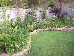 Decorative Garden Fence Border by Lawn Garden Border Edging Ideas Design Idea Then Loversiq